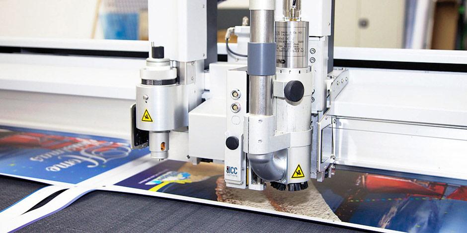 Formschnitt von Erler+Pless Hamburg ermöglicht filigrane Details bis zu einer Materialstärke von 3mm